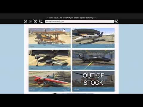 GTA V: The internet explained. Buying shares, Cars and TANKS!!!