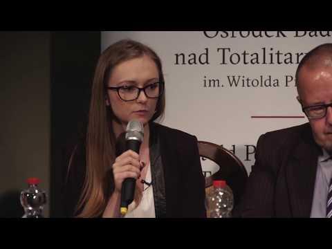 """Spotkanie Promocyjne Książki """"Zapisy Terroru"""
