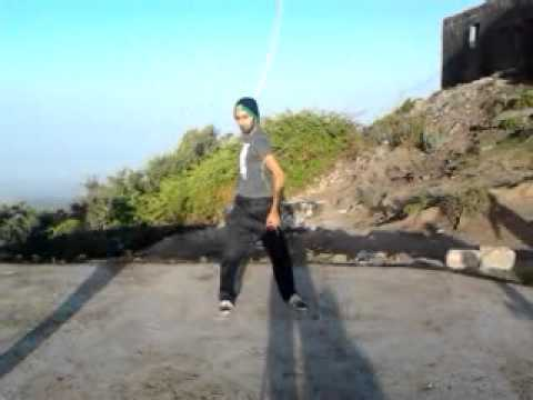 Vishwas-Rolling d stick nr Ambaji temple on Girnar mountain...