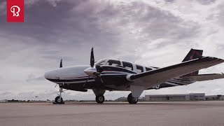 Beechcraft Bonanza G36 Showcase Video