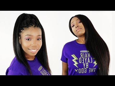 Tree Braid Cornrows Full DVD Tutorial