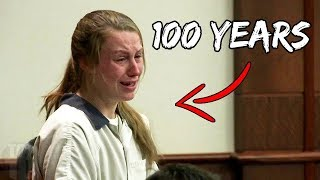 10 Teens Who Freaked Out After Given A Life Sentence
