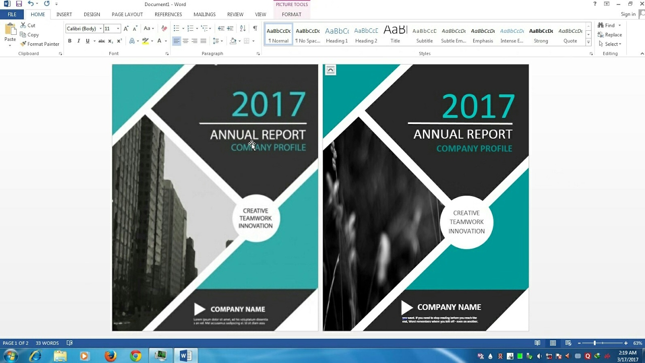 32 title and cover page templates for microsoft word mandegarinfo