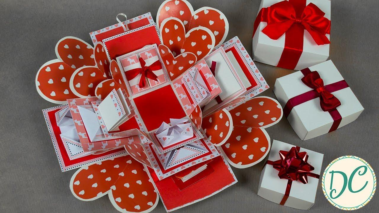Коробочки для подарков своими руками на день 738