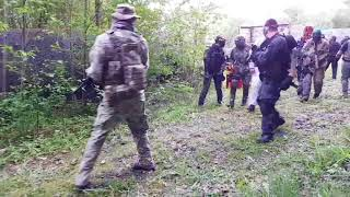 OUTBREAK II Team 1 Mission 2 - find the spec Ops. Scientist should survive