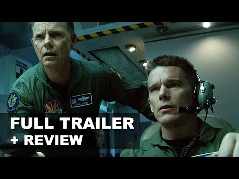 Good Kill Official Trailer + Trailer Review - Ethan Hawke 2015 : Beyond The Trailer