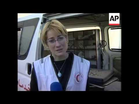 UN humanitarian chief comment on Gaza, shortages, UK ambulance worker