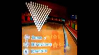 Wii Sports Resort-Bowling- 100 : STRIKE SEGRETO (Matteo Gasco)