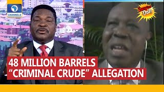 Lawyers Agree To Further Investigation Of Missing 48 Million Oil Barrels