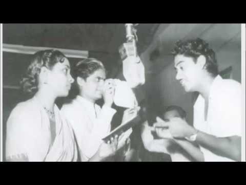 Geeta Dutt in Milaap...  Music. N. Dutta 1955