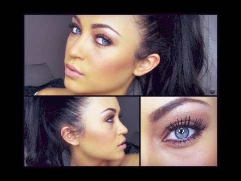 Daytime Fall Smokey Eye Tutorial