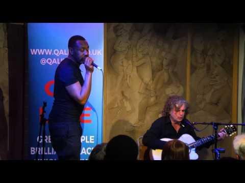 Lenny Henry QA Live   London 8th March 2016