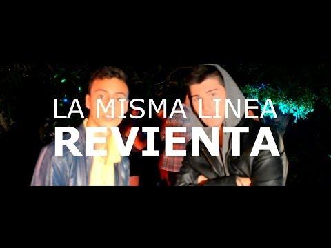CUMBIA DE HOY - REVIENTA -  LA MISMA LINEA (VIDEOCLIP OFICIAL)
