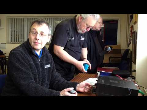 Norfolk Amateur Radio Club GB0CMS 2012