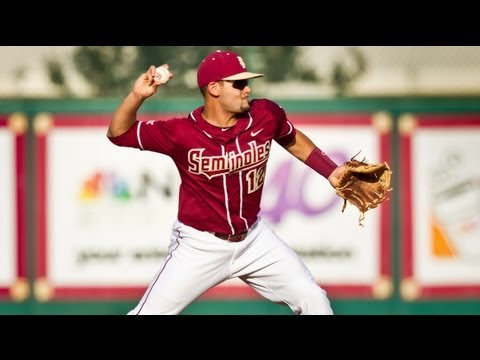 FSU Baseball Falls to UNC, 4-3
