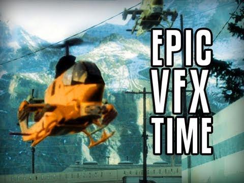Epic VFX Time