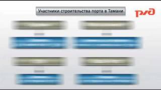 А.Рожков о новом торговом морском порте