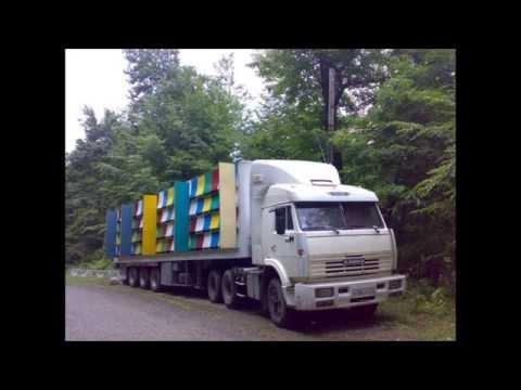 тюнинг грузовиков 2