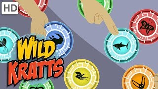 Wild Kratts ✨ Activate Every Creature Power! (Part 3) | Kids Videos