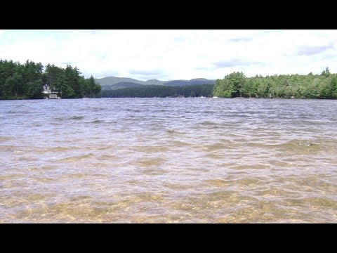 Pictures & Video of Crystal Lake in Gilmanton Iron Works, New Hampshire 2011