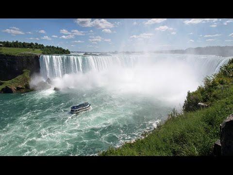 Где находится Ниагарский водопад (Niagara Falls)