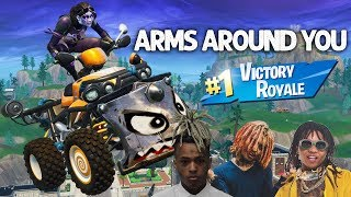 Fortnite Montage 34 Arms Around You 34 Xxxtentacion Lil Pump Swae Lee Maluma