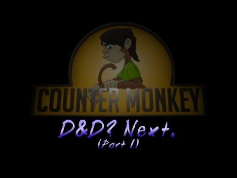 Counter Monkey - D&D Next Review (Part 1)