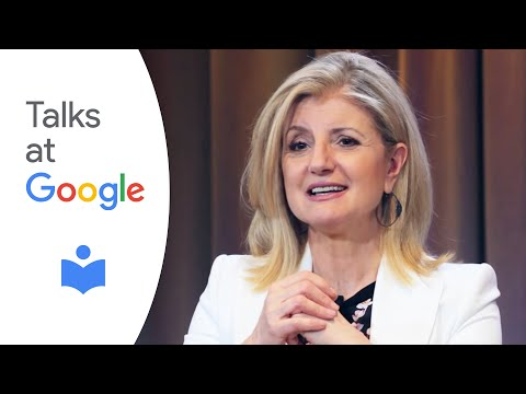 "Arianna Huffington, ""Thrive"" 