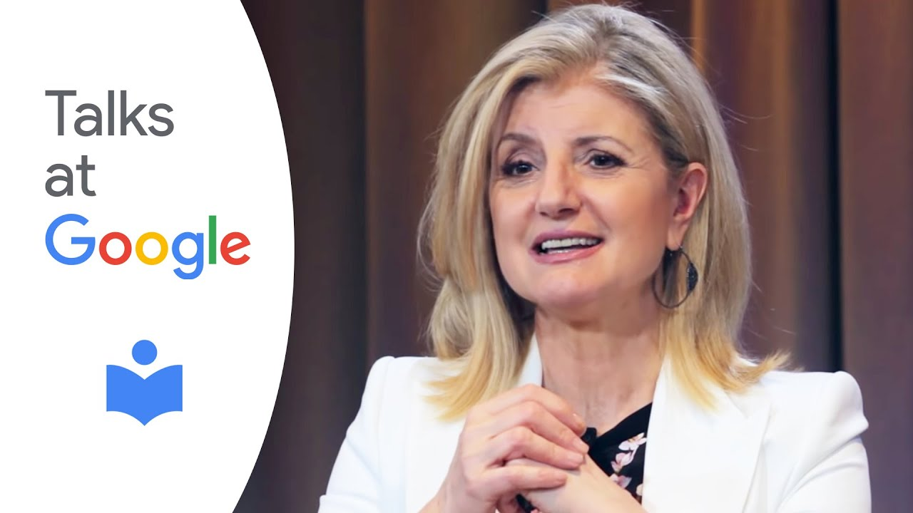 "Arianna Huffington, ""Thrive"""