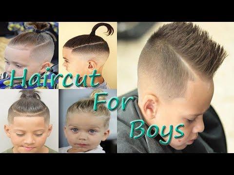 Amazing Kids Boys Haircut 2017 Лучшие стрижки для мальчиков 2017