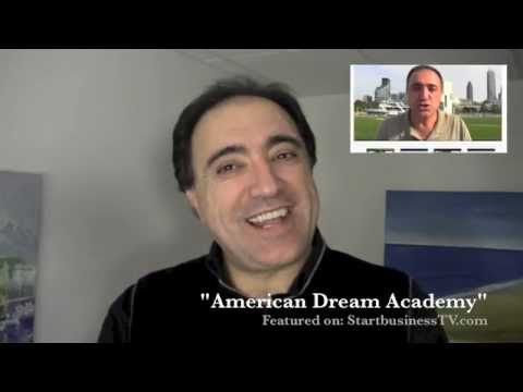 Here's some advice from me, inspired by Experts Academy, American Dream Academy to Brendon Bruchard