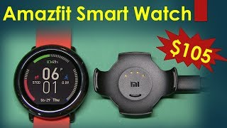 Amazfit Smart Watch - Flash Sale for only $105 at GearBest!!!