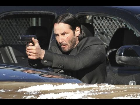 New Trailer For Keanu Reeves' JOHN WICK Hits The Web - AMC Movie News