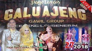 GALU AJENG Gawil group Live Malam Bpk. Casika / Ibu. Warsini