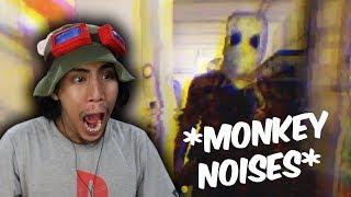 Filipino Plays Night Shift (Horror Game)