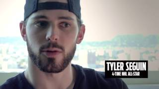 Tyler Seguin - Behind the Scenes - 2017 NHL All-Star Weekend
