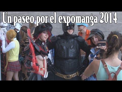 Un paseo por el expomanga 2014 , cosplay , otaku , anime , manga  by Television Alternativa
