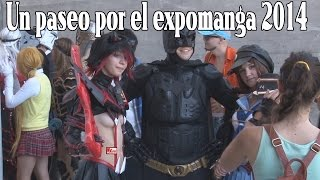 [Sexy and Funny cosplay in Expomanga 2014, otaku , anime , manga] Video