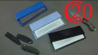 Spyderco Ceramic Stones Sharpening System
