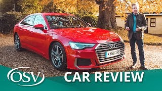 Audi A6 2019 - Is the new executive saloon worth the upgrade?
