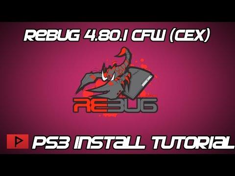 [How To] Install Rebug 4.80.1 REX/D-REX Tutorial (2016)