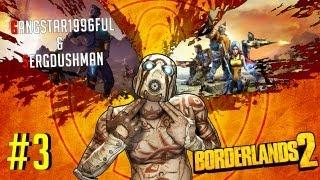 Прохождение Borderlands 2 - часть 3 (Флинт)