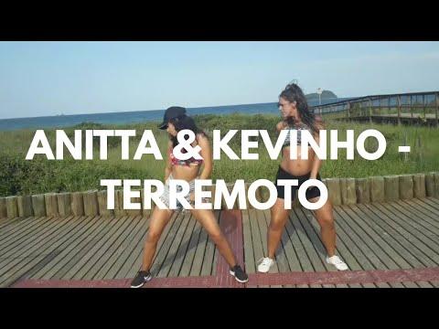 Anitta & Kevinho - Terremoto  Coreografia