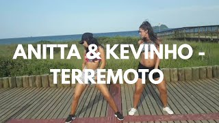 Baixar Anitta & Kevinho - Terremoto | Coreografia