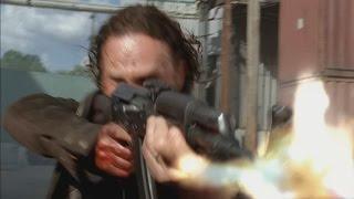 The Walking Dead - Rick Grimes Human Kill Count