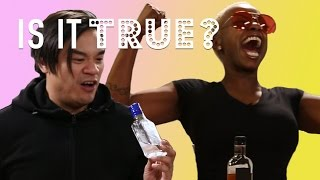 Dark Liquor Gets You Drunk Quicker | Is It True?