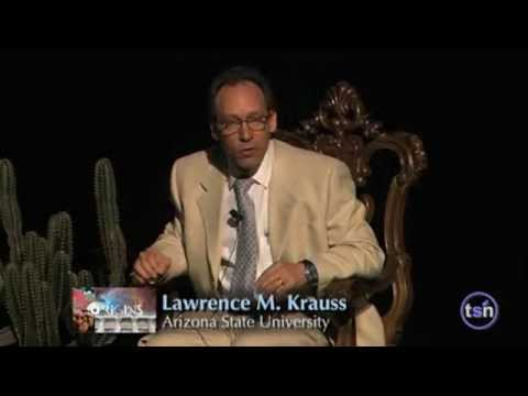 String Theory - Lawrence Krauss and Brian Greene