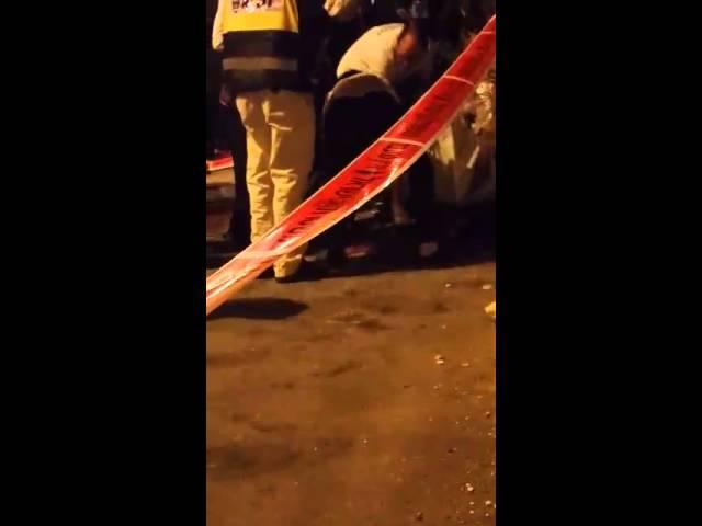 ירושלים: הרוג ופצוע בינוני בפיצוץ ושריפה במבנה