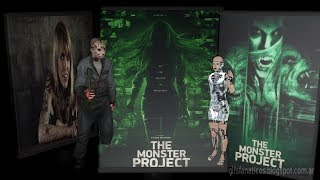 THE MONSTER PROJECT Horror Trailer 2018 HD