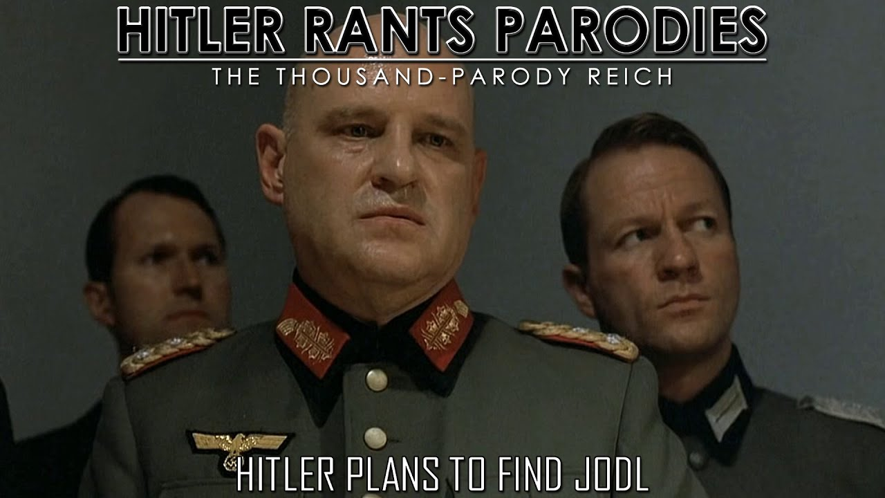 Hitler plans to find Jodl